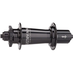 Industry Nine Torch Classic Fat Bike Rear Hub: 32H, 170mm QR, Shimano HG Freehub, Black