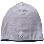 Smartwool PhD Light Reversible Beanie: Light Gray One Size