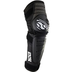 iXS Cleaver Knee/Shin Guard, Black