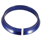 Cane Creek AngleSet Compression Ring (41/28.6) - Blue, 1 1/8""