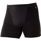 Smartwool PhD Light Men's Wind Boxer Brief: Black