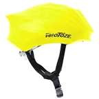 VeloToze Helmet Cover, One Size, HiViz Yellow