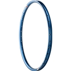 """Promax BMX RMV Front Rim 24"""" 36h Blue Not Intended For Brake Use"""