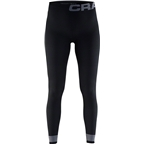 Craft Warm Intensity Women's Base Layer Pant: Black/Granite
