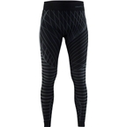 Craft Active Intensity Men's Base Layer Pant: Black/Granite