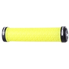 Kore Ikon Lock-on Grips, Bile Yellow