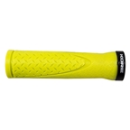 Kore Contour Lock-on Grips, Bile Yellow