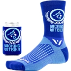 Swiftwick Vision Five Beer Series Sock: Wicking Witbier