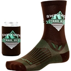 Swiftwick Vision Five Beer Series Sock: Swiftwick Trail Ale
