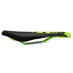 Deity Speedtrap All Mountain Saddle, CrMo - Green