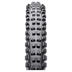 "Maxxis Minion DHF 26 x 2.8"" Tire 60tpi Dual Compound EXO Casing Tubeless Ready, Black"