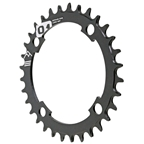 Octane One Lock Chainring, 104BCD 32T - Black