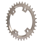 OneUp Components XTR M9000 Round Chainring, 96BCD 34T - Grey