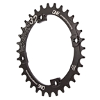 OneUp Components 104 Oval Chainring, 104BCD 32T Black