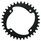 Rennen Threaded Singlespeed Chainring, 104BCD X34t - Black