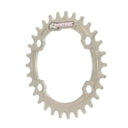 Renthal 1XR Retaining Chainring, Shimano 96BCD X 30t - Ano