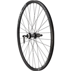 Quality Wheels Rear Wheel Road Disc 650b QR 135mm 11s Shimano RS505 Centerlock / DT R500 db All Black