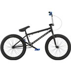 "We The People Nova 20"" 2018 Complete BMX Bike 20"" Top Tube Matte Black"