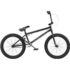 "We The People Curse 20"" 2018 Complete BMX Bike 20.25"" Top Tube Matte Black"