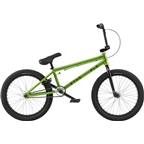 "We The People Curse 20"" 2018 Complete BMX Bike 20.25"" Top Tube Metallic Green"
