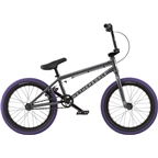 "We The People Curse 20"" 2018 Complete BMX Bike 20.25"" Top Tube Anthracite"