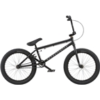 "We The People Arcade 20"" 2018 Complete BMX Bike 21"" Top Tube Matte Black"