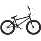 "We The People Justice 20"" 2018 Complete BMX Bike 20.75"" Top Tube Graphite Black"