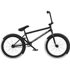 "We The People Reason 20"" 2018 Complete BMX Bike 20.75"" Top Tube Matte Black"