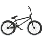 "We The People Reason Freecoaster 20"" 2018 Complete BMX Bike 20.75"" Top Tube Matte Black"