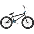 "We The People Crysis 20"" 2018 Complete BMX Bike 20.5"" Top Tube Glossy Black"