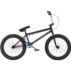 "We The People Crysis 20"" 2018 Complete BMX Bike 21"" Top Tube Glossy Black"
