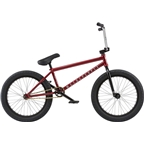 "We The People Crysis 20"" 2018 Complete BMX Bike 21"" Top Tube Metallic Red"