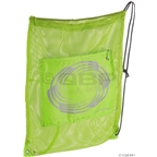 CycleAware Stow-Away Packable Backpack Neon Green