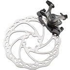 Promax Render R DSK-717 R Front Mechanical Road Disc Brake With 160mm Rotor Black