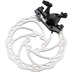 Promax DSK-300 Front Mechanical Disc Brake IS Mount With 160mm Rotor Black