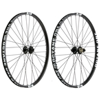 "Octane One Solar Trail 29"" Wheelset, 15x100/12x142 Black"