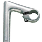 Kalloy Road Quill Stem, (25.4) 60mm Silver