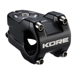 Kore Rivera Stem, (31.8) 0d X 42.5mm - Black