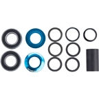 Fiction Savage MID Bottom Bracket 22mm Blue