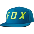 Fox Racing Moth Men's Snapback Hat: Reef One Size