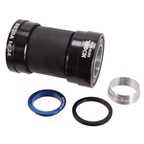 Kogel Bearings BB30A-24mm Shimano/GXP (road) Alloy Bottom Bracket - Black