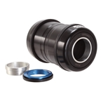 Kogel Bearings PF30-24 (road) Alloy Bottom Bracket - Black