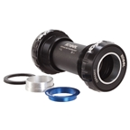 Kogel Bearings BSA-24 (road) Alloy Bottom Bracket - Black