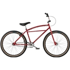 """We The People Avenger 26"""" 2018 Complete BMX Bike 23.15"""" Top Tube Candy Red"""
