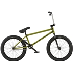 "We The People Trust 20"" 2018 Complete BMX Bike 21"" Top Tube Translucent Lime Green"