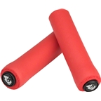 Wolf Tooth Components Fat Paw Grips, Red