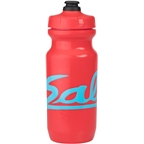 Salsa Big Mouth Water Bottle: 21oz, Logo, Red