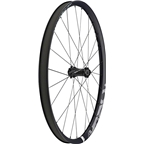 "SRAM Roam 60 29+"" Front Wheel 30mm Internal Rim Width Carbon Tubeless Compatible, 15x110mm Boost, Includes RockShox Torque Thru Axle Caps B1"