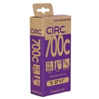"Circ Deluxe Tube, 700x19-23c+27x1"", PV(r) 33mm, Each"
