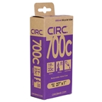 "Circ Deluxe Tube, 700x19-23c+27x1"", PV(r) 48mm, Each"